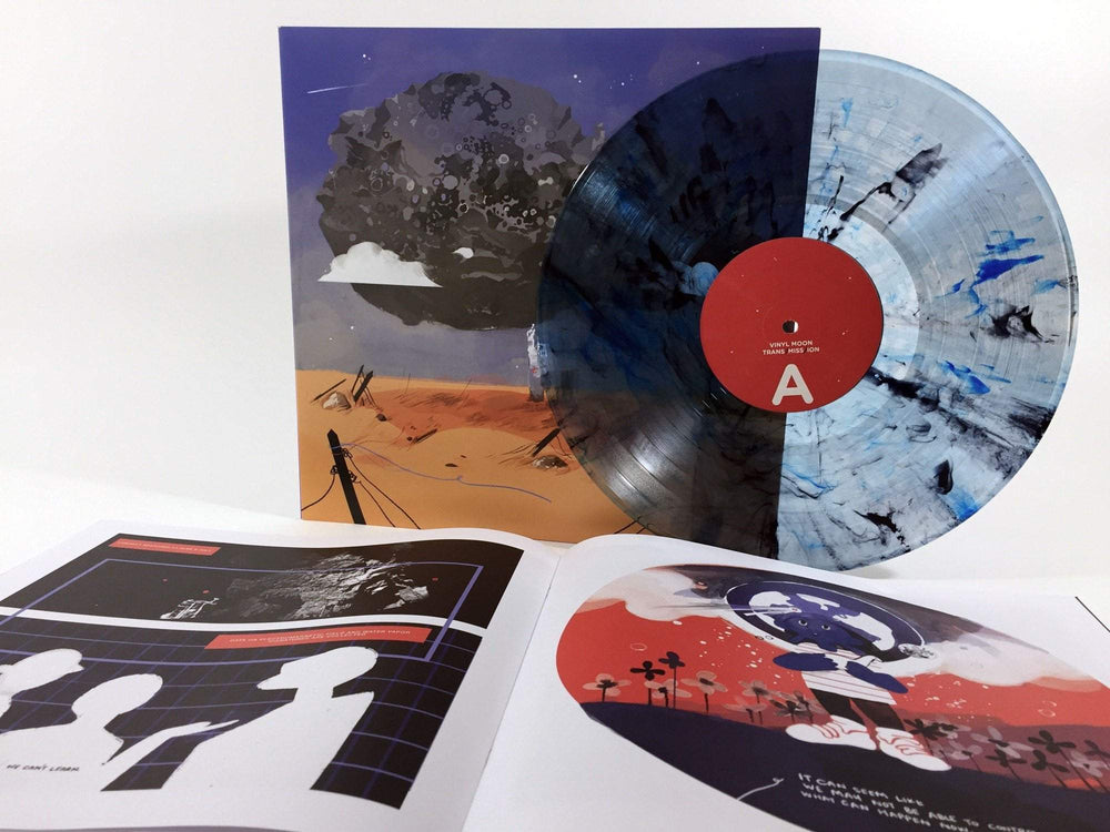2x Vinyl Moon Bundle: ELECTRONIC - VINYL MOON