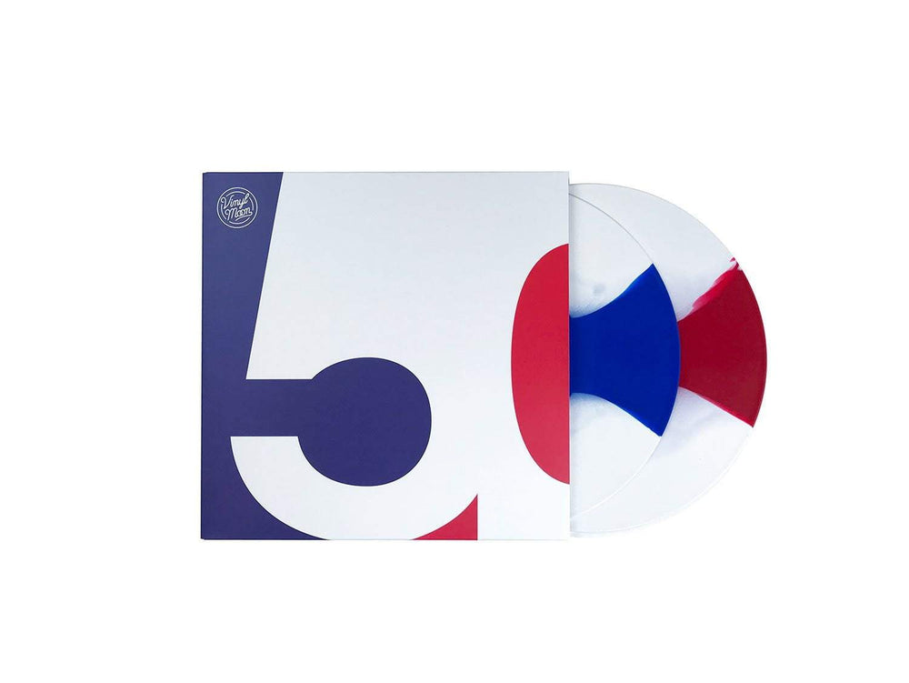 Vol. 050: Volume Fifty - VINYL MOON