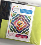 Colour Ripple Fabric Kit