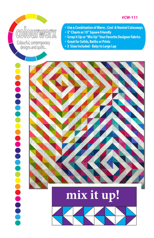 NEW! Mix It Up!
