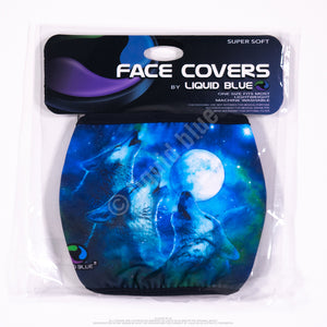 Wolf Moon Face Covering