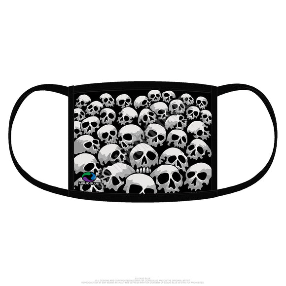 Son Of Skulls Face Covering