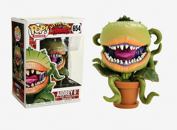 Little Shop of Horrors Audrey II Pop