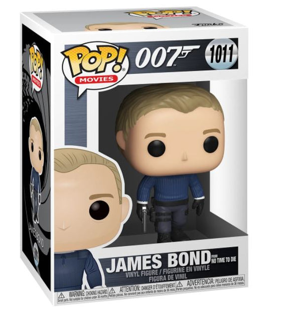 James Bond No Time To Die 007 Pop