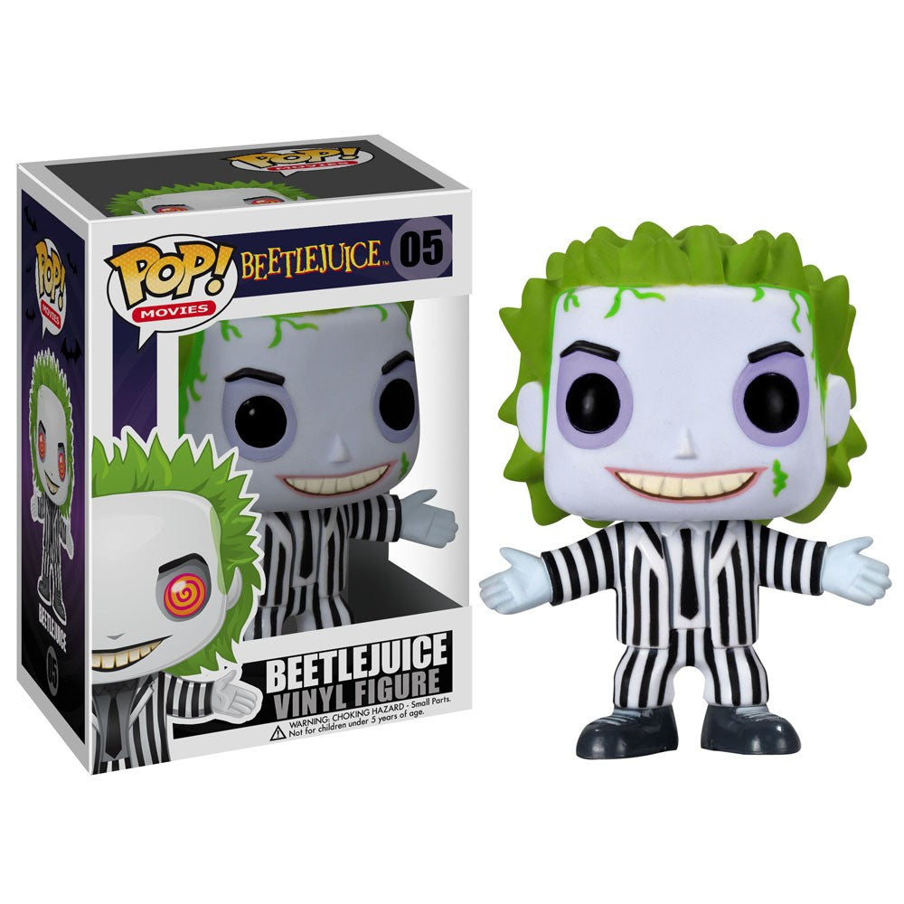 Beetlejuice Pop