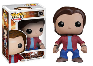 Supernatural Sam Winchester Pop