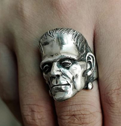 Frankenstein's Monster Ring