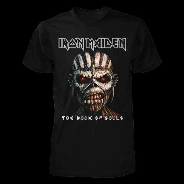 "Iron Maiden ""The Book of Souls"" Men's T-Shirt"
