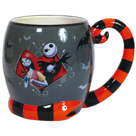 Jack And Sally Mug (Westland Giftware)