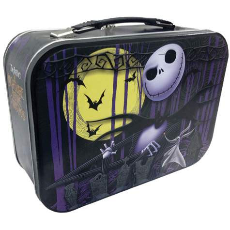 Jack Tin Tote Lunchbox (Westland Giftware)