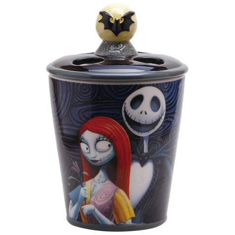 Jack And Sally Toothbrush Holder (Westland Giftware)