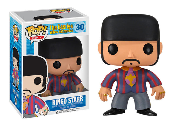 Pop! Rocks: The Beatles - Ringo Starr (Funko) RETIRED