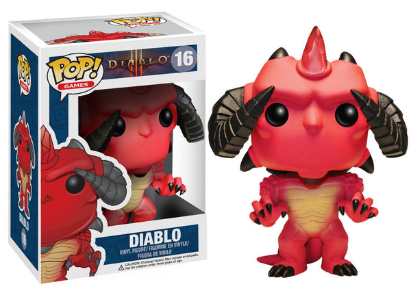 Pop! Games: Diablo - Diablo (Funko)
