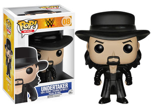 WWE Undertaker Pop Retired