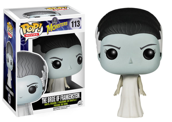 Pop! Movies: Universal Monsters - The Bride Of Frankenstein (Funko)