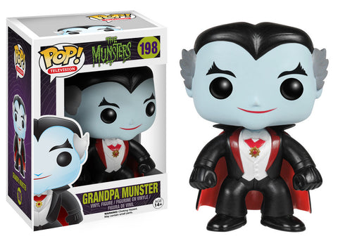 Pop! TV: The Munsters - Grandpa Munster (Funko)