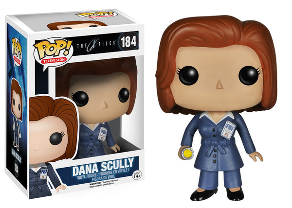 Pop! TV: X-Files - Dana Scully (Funko)