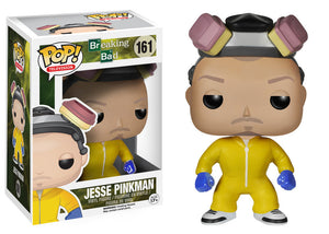 Breaking Bad Jesse Pinkman Cook Pop Retired
