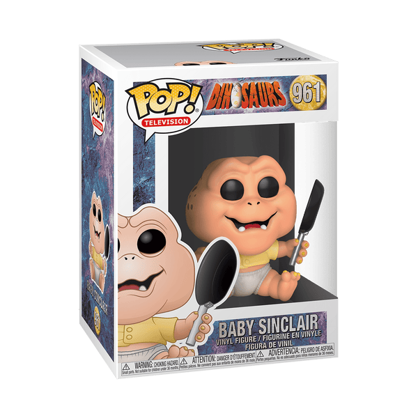 Dinosaurs Baby Sinclair Pop