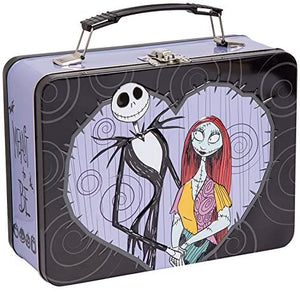 Nightmare Before Christmas Jack and Sally Lunchbox