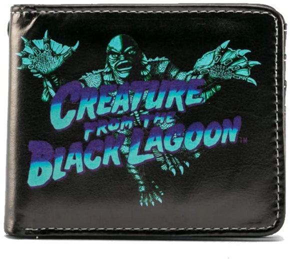 Creature from the Black Lagoon Bi-Fold Wallet