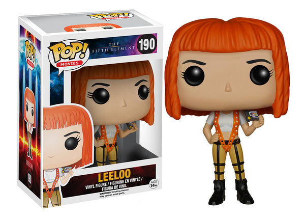 Pop! Movies: The Fifth Element - Leeloo (Funko)