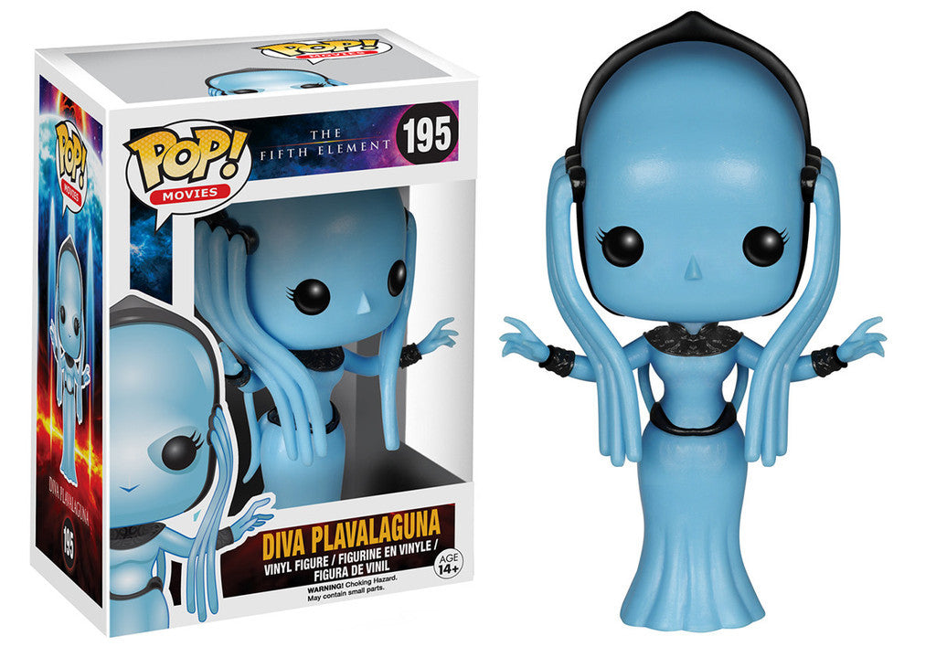 Fifth Element Diva Plavalaguna Pop Retired