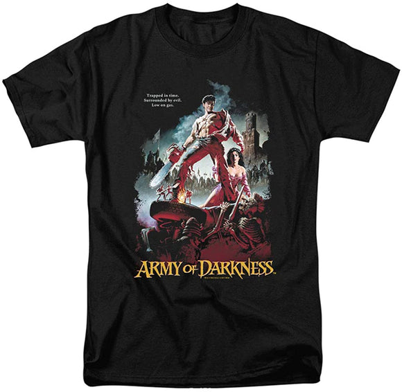 Army of Darkness Trapped in Time T-Shirt