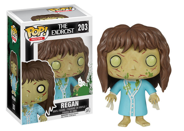 Exorcist Regan MacNeil Pop