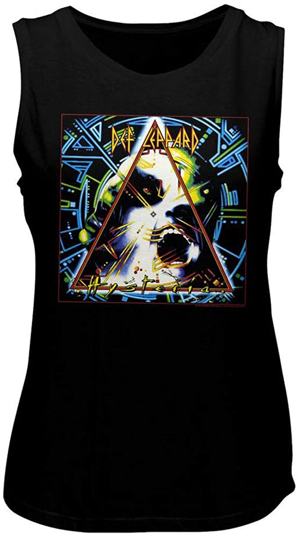 Def Leppard Hysteria Muscle T-Shirt