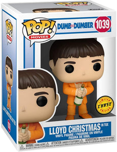 Dumb and Dumber Lloyd Christmas in Tux Pop (Chase)