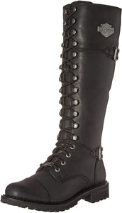 Beechwood Knee-High Leather Boot