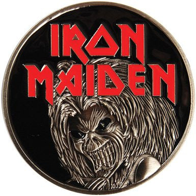"Iron Maiden ""Killers"" Belt Buckle"