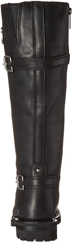 Load image into Gallery viewer, Beechwood Knee-High Leather Boot