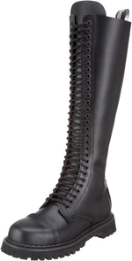 Load image into Gallery viewer, Rocky-20 Real Leather 20 Eyelet Combat Boot