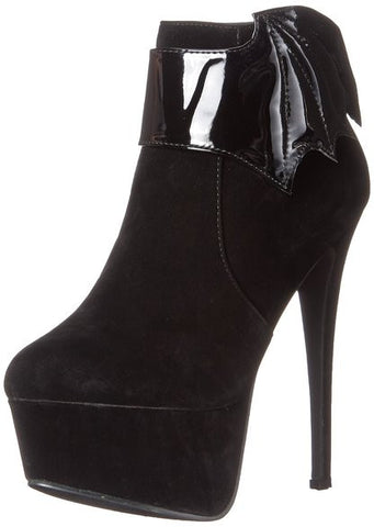 Night Walker Platform Bootie (Iron Fist Clothing)