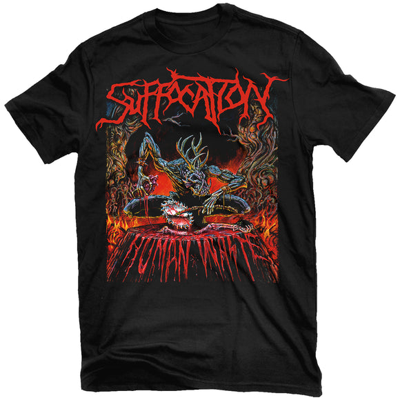 Suffocation Human Waste T-Shirt