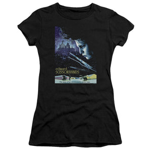Edward Scissorhands Poster T-Shirt