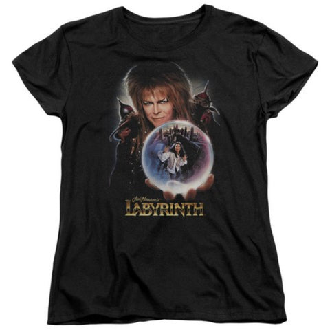 "Labyrinth ""I Have A Gift For You"" Women's T-Shirt"