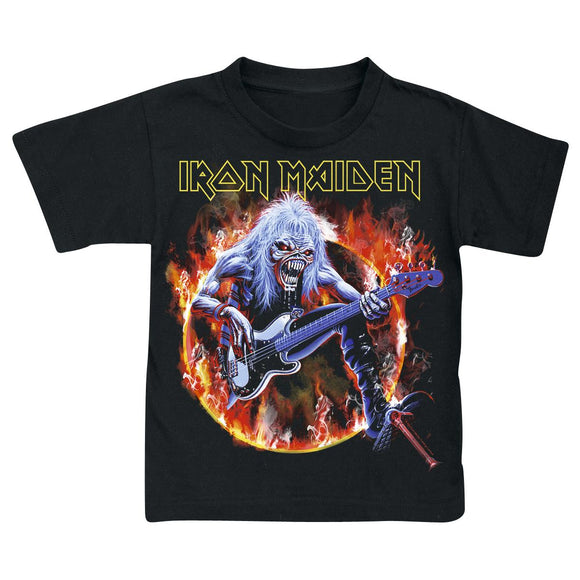 Iron Maiden Fear of The Dark Live T-Shirt