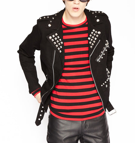 Tripp NYC Judas MC Studded Jacket