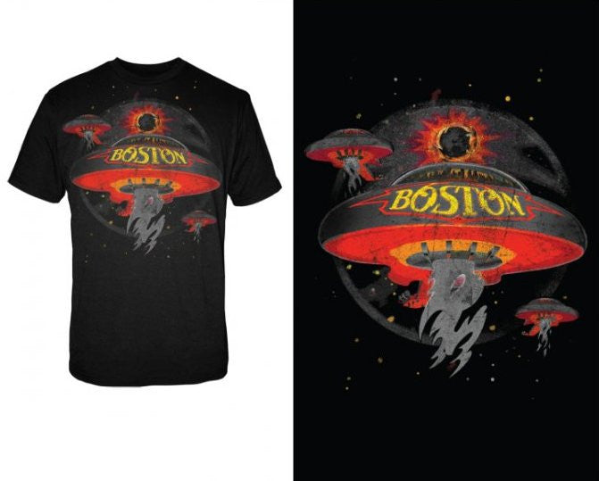 "Boston ""Spaceship"" Men's T-Shirt"