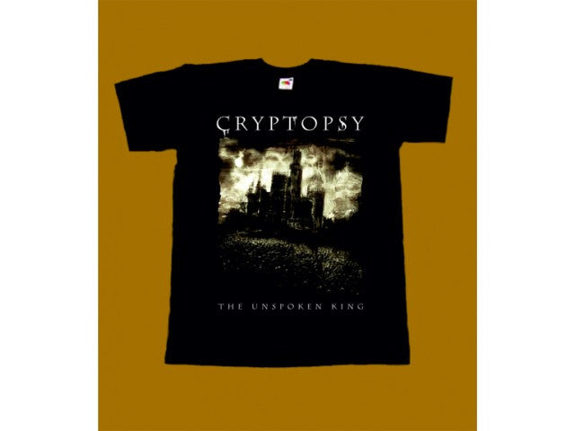 CRYPTOPSY UNSPOKEN KING TSHIRT