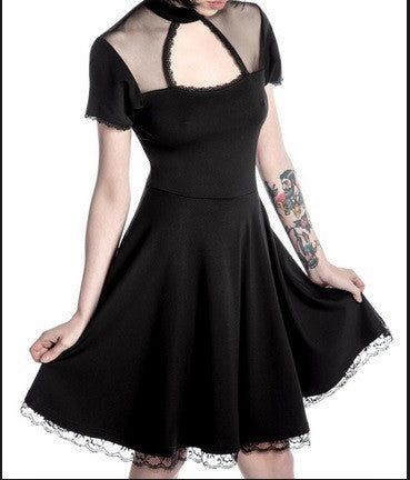 KILLSTAR DRACULANA DRESS