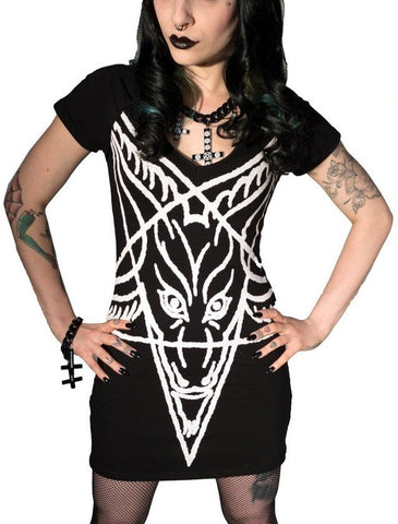 Goathead Dress White (Kreepsville 666)