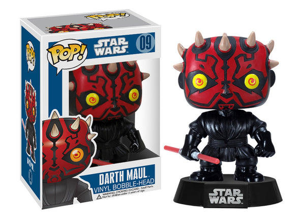 Pop! Star Wars: Darth Maul (Funko)