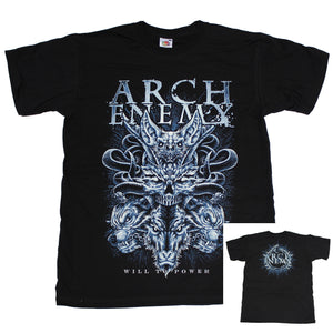 Arch Enemy Will To Power T-Shirt