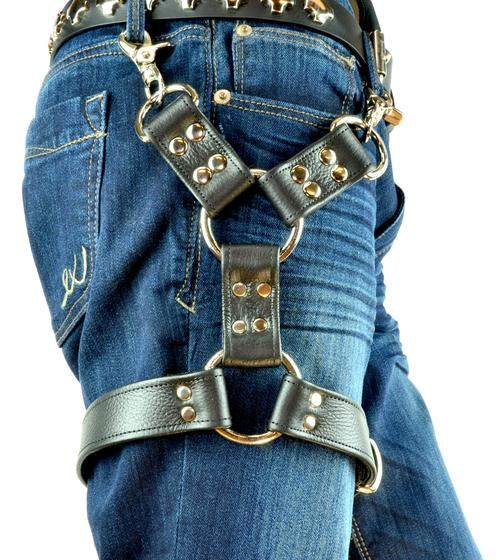 2 Ring Leg Harness
