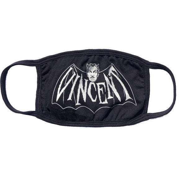 Vincent Price Bat Face Mask