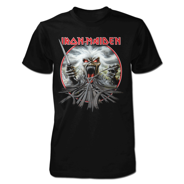 "Iron Maiden ""California Highway"" Men's SOFT T-Shirt"